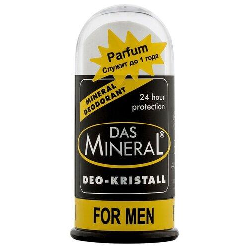Дезодорант-кристалл Das Mineral For Men, 100 г das мягкая масса для моделирования das желтая 100 грамм