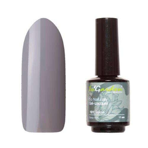 Купить Гель-лак для ногтей In'Garden So Naturally, 11 мл, 181 Букле