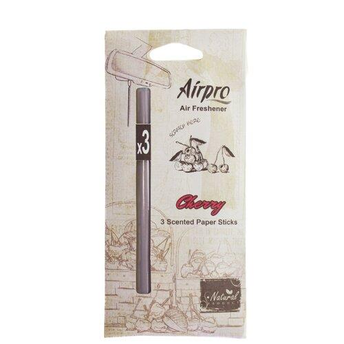 Airpro Ароматизатор для автомобиля Natural вишня, PA0584 22 г