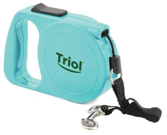 Поводок-рулетка для собак Triol FD9006