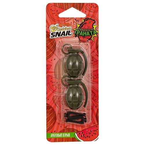 Golden Snail Ароматизатор для автомобиля GS6138, Арбузный взрыв 32 г