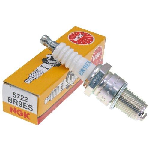 Свеча зажигания NGK 5722 BR9ES 1 шт.