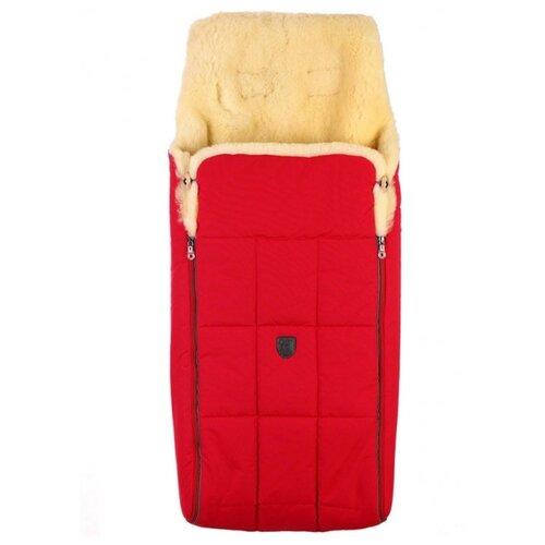 Купить Конверт-мешок CHRIST Davos 80 см красный, Конверты и спальные мешки