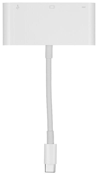 Переходник Apple USB Type-C - USB Type-C/USB/VGA (MJ1L2ZM/A)