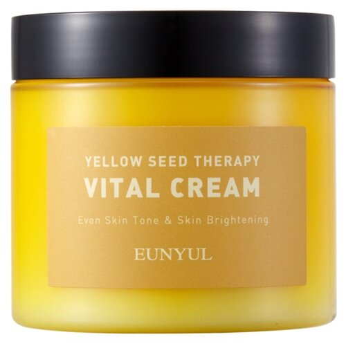 Купить Eunyul Yellow Seed Therapy Vital Cream Even Skin Tone & Skin Brightening Крем-гель для лица, 270 г