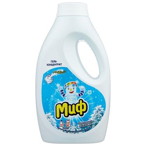 Гель Миф 3 в 1 Морозная свежесть, 0.78 л, бутылка