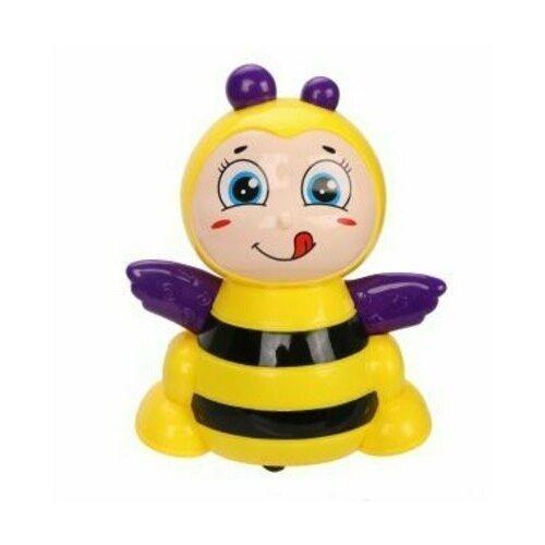 цена на Каталка-игрушка Yako Пчелка (M89222) жёлтый