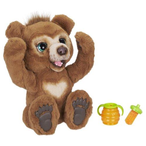 Интерактивная мягкая игрушка FurReal Friends Русский мишка E4591 коричневый интерактивная игрушка furreal friends полярный медвежонок