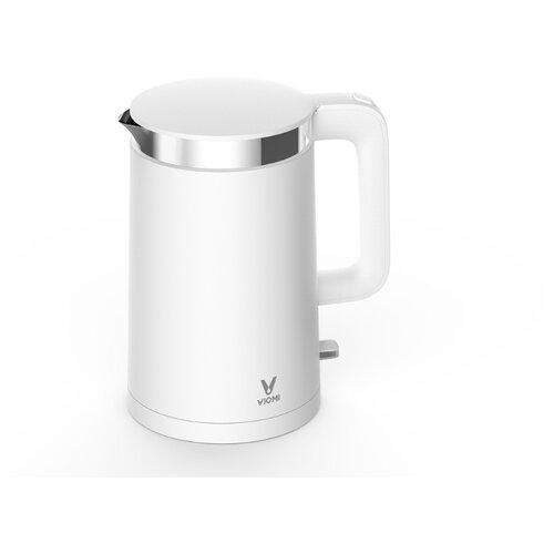 Чайник Xiaomi Viomi Mechanical Kettle, white чайник электрический xiaomi viomi mechanical kettle white v mk152a