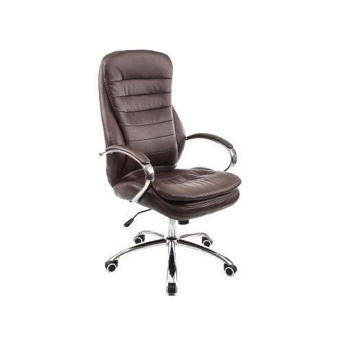 Фото - Компьютерное кресло Woodville Tomar офисное, обивка: искусственная кожа, цвет: коричневый компьютерное кресло woodville rich офисное обивка искусственная кожа цвет коричневый