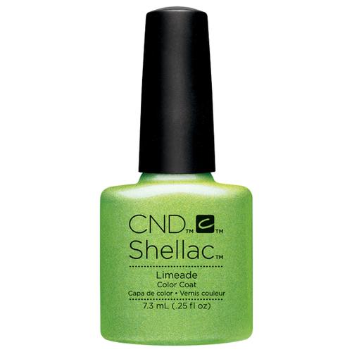 Купить Гель-лак для ногтей CND Shellac Sweet Dreams, 7.3 мл, Limeade