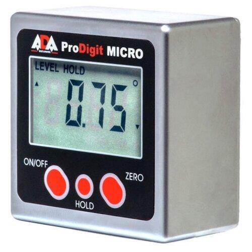 Угломер электронный ADA instruments Pro-Digit MICRO уровень электронный geo fennel s digit 120 wl