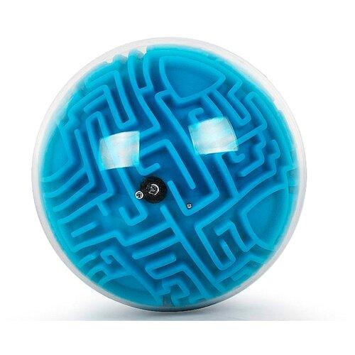 Головоломка KAKADU Комета-лабиринт Сложный (MB-01blue) синий настольные игры kakadu шар лабиринт 168 ходов 22 см