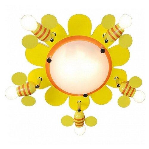 Люстра Citilux CL603173 Пчелки, E14, 420 Вт потолочный светильник citilux пчелки cl603173