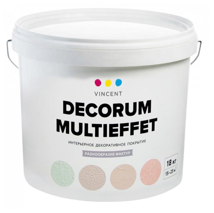 Декоративное покрытие VINCENT Decorum Multieffet D 2