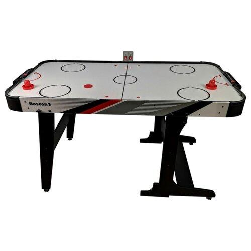 Фото - Игровой стол - аэрохоккей DFC Boston2 складной 54 dfc игровой стол аэрохоккей dfc cobra