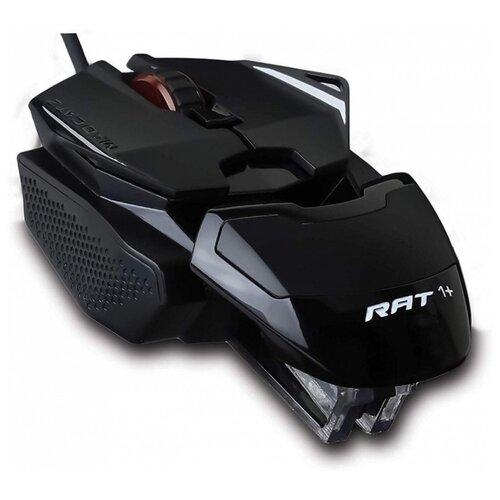 Мышь Mad Catz R.A.T. 1+ черный