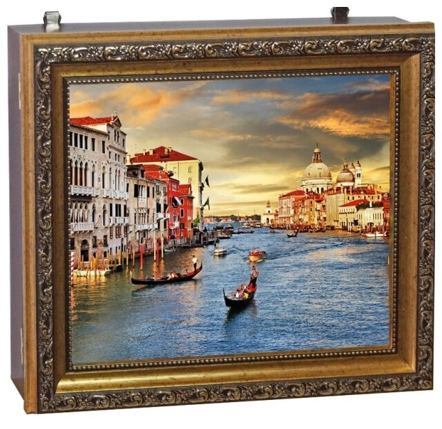 Ключница Мастер Рио Венеция 1/223413, 25х30 см