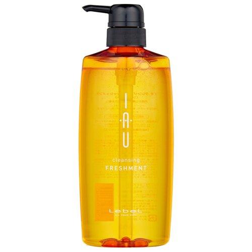 Lebel Cosmetics шампунь IAU Cleansing Freshment 600 мл с дозатором