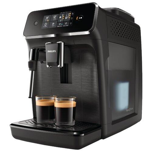 Кофемашина Philips EP2021 Series 2200 черный матовый