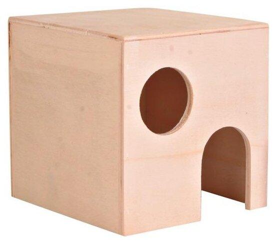 Домик для грызунов TRIXIE 60751 10х10х11 см