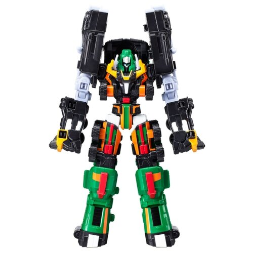 Купить Трансформер YOUNG TOYS Tobot Mini Bigbeast 301101 зеленый/черный, Роботы и трансформеры
