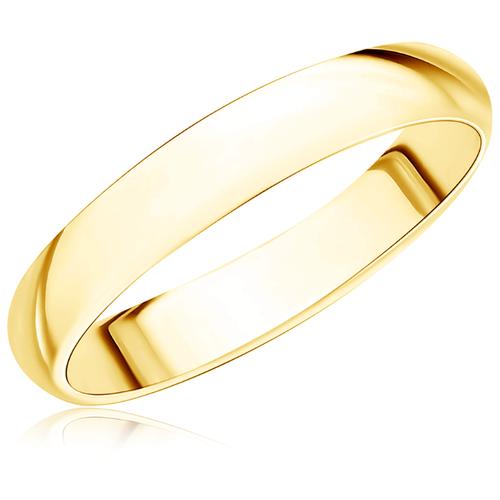 Бронницкий Ювелир Кольцо из желтого золота 55020252, размер 16
