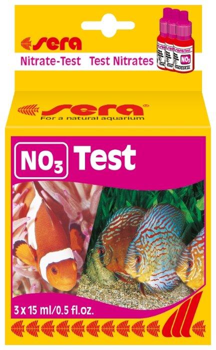 Sera NO3-Test тесты для аквариумной воды