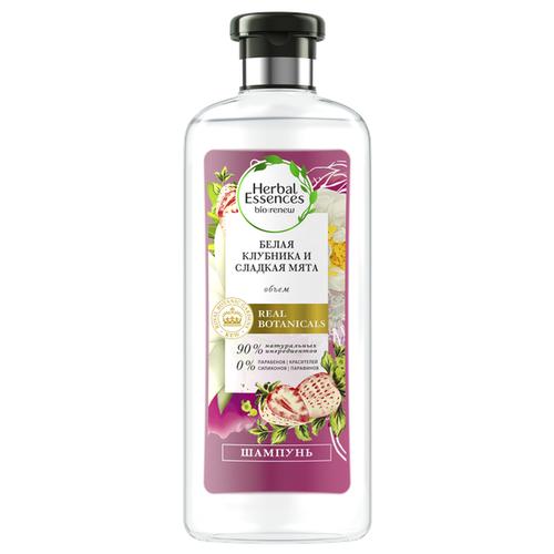Купить Herbal Essences шампунь Белая клубника и Сладкая мята 400 мл