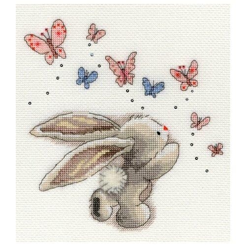Купить Набор для вышивания Butterflies (Бабочки), Bothy Threads, Наборы для вышивания