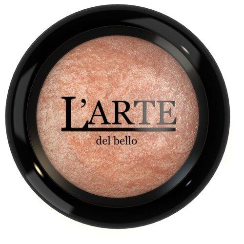 цена на L'Arte del bello Запеченные румяна с эффектом сияния Velo Celeste 02