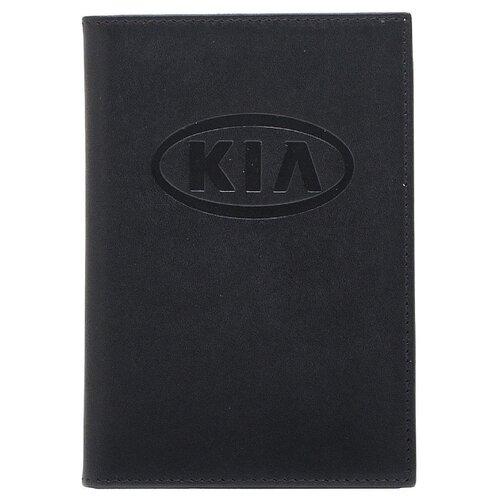 FR-BS01-BL05 Бумажник вод.станд.с пл.карм.черн. Kia
