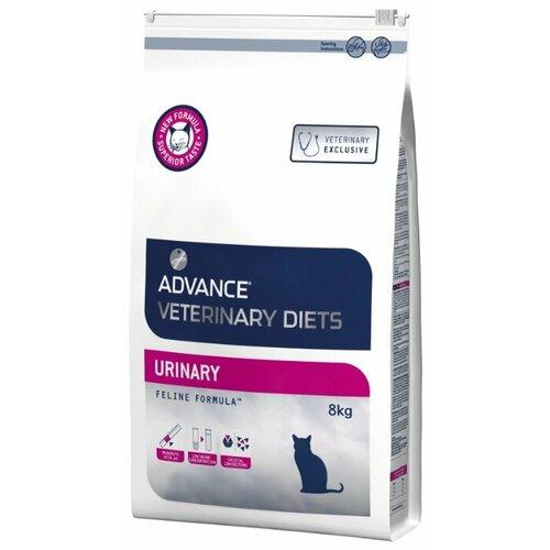 Корм для кошек Advance Veterinary Diets при лечении МКБ 8 кг