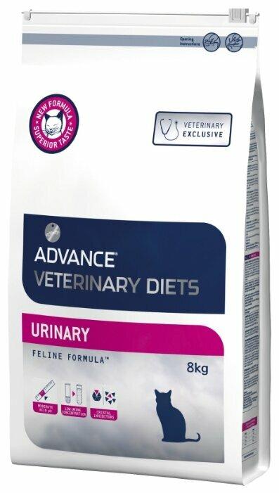 Корм для кошек Advance Veterinary Diets при лечении МКБ 8 кг — цены на Яндекс.Маркете