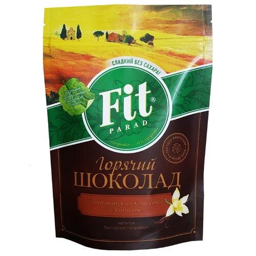 Fit Parad Горячий шоколад со вкусом ванили, 200 г