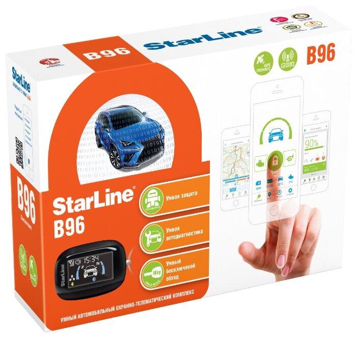 Сколько стоит Автосигнализация StarLine B96 2CAN+2LIN GSM-GPS? Сравнить цены на Яндекс.Маркете