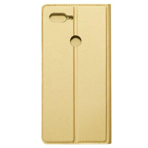 Чехол Akami Book Case для Xiaomi Mi8 Lite золотой