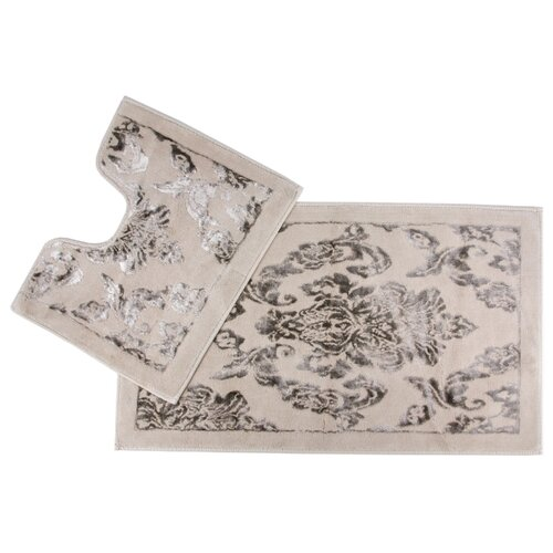 Комплект ковриков Arya Osmanlı TR1001009, 2шт. бежевый цена 2017
