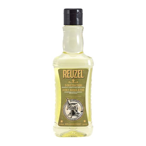 Купить REUZEL Шампунь 3 в 1 Tea Tree Shampoo, 350 мл.