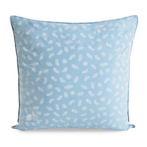 Подушка Легкие сны Донна, 77(14)02-ПЭ 68 х 68 см голубой