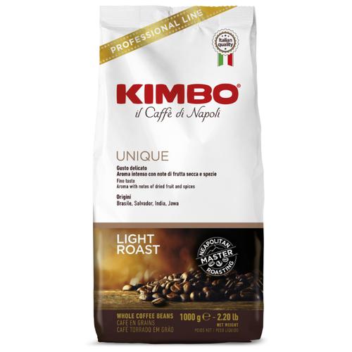 Кофе в зернах Kimbo Unique, 1 кг кофе в зернах kimbo aroma intenso 1 кг