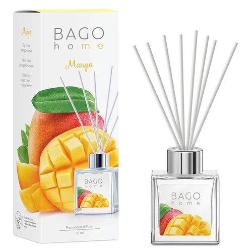 BAGO home диффузор Манго, 50 мл wax lyrical диффузор манго и