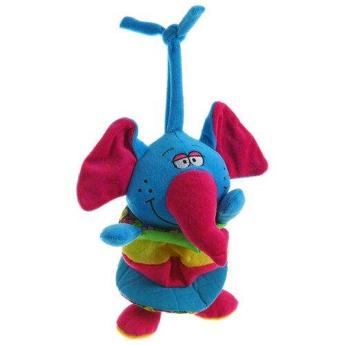 Купить Подвесная игрушка BONDIBON Слон (ВВ1302-СЛОН) голубой, Подвески