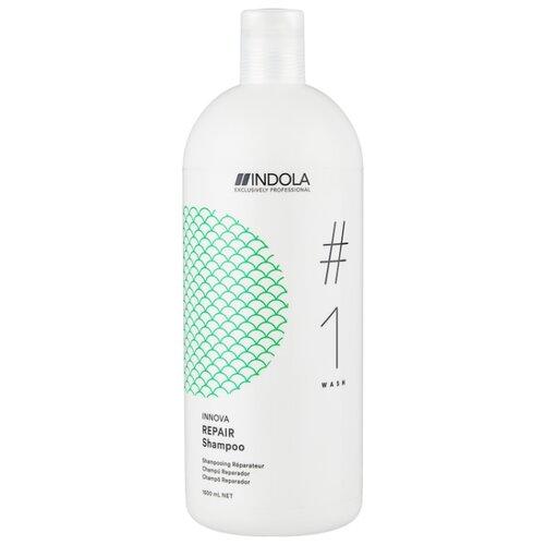 Купить Indola шампунь Innova Repair, 1.5 л