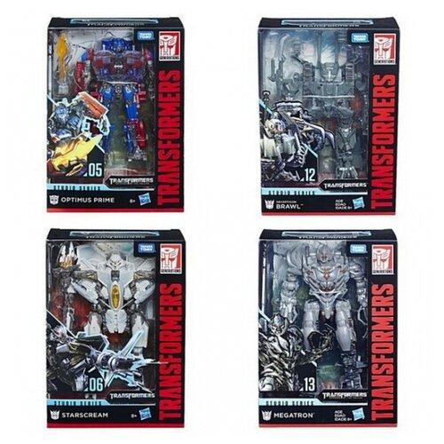 роботы transformers hasbro трансформеры 5 movie уан степ TRANSFORMERS. Трансформеры 6 Movie. КОЛЛЕКЦИОННЫЙ 26 см
