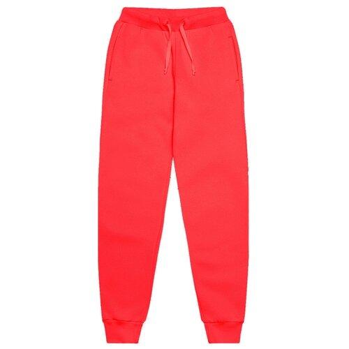 Купить Брюки crockid К 4700 размер 92, ярко-красный, Брюки и шорты