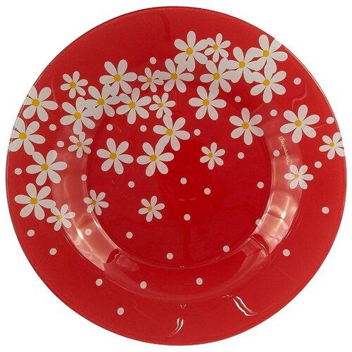 Pasabahce Тарелка десертная Garden 19.5 см red тарелка закусочная pasabahce family 19 5 см