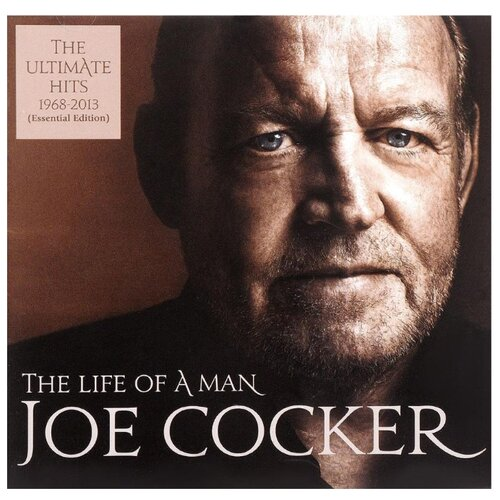 Joe Cocker. The Life Of A Man. The Ultimate Hits 1968 - 2013 (2 LP) жозе джеймс jose james yesterday i had the blues the music of billie holiday 2 lp