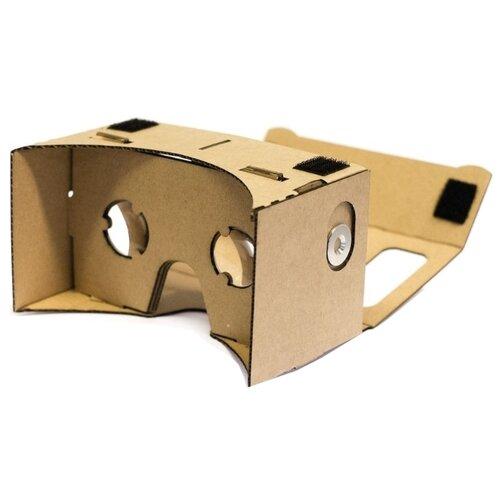 Очки виртуальной реальности для смартфона ESPADA EBoard3D6 коричневый