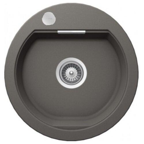 Врезная кухонная мойка 48.5 см Schock Calypso 45 серебристый камень по цене 32 000